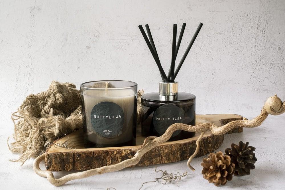saaren taika huonetuoksu ylellinen sisustus hygge kynttilä tuoksukynttilä myrkytön-5