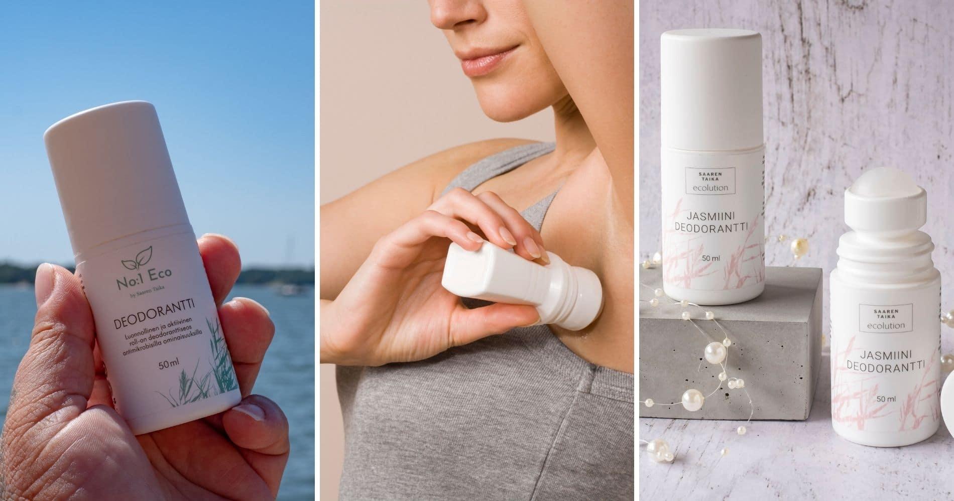 paras alumiiniton deodorantti saaren taika luonnonkosmetiika